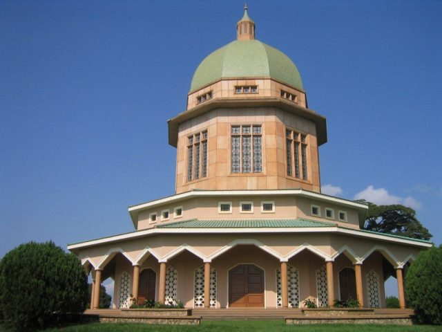 The Bahai Temple of Kampala