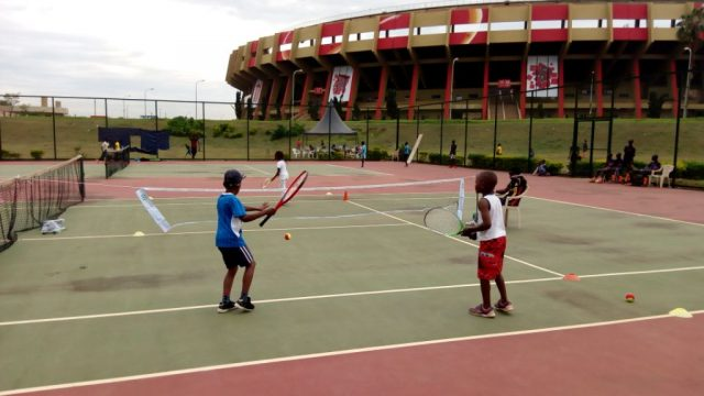 Namboole Tennis Court